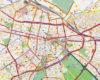 Направиха нова карта на градския транспорт в София