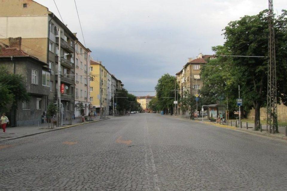 """Столичния бул. """"Прага"""" ще бъде готов до края на август"""