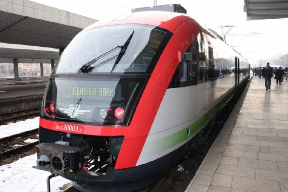 БДЖ пусна поръчката за 42 нови мотрисни влака за 675 млн. лв.