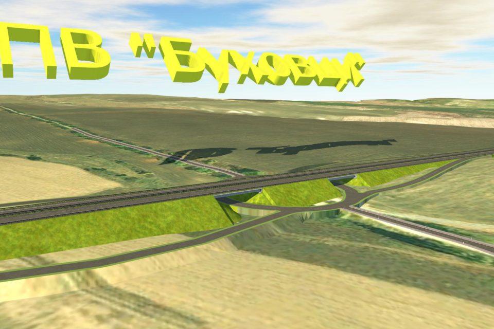 """Започва строителствотaо на още 16 км от АМ """"Хемус"""" между Буховци и Белокопитово"""
