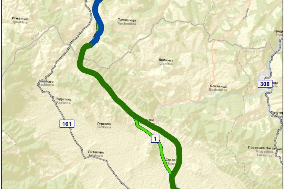 През декември се подават офертите за изпълнител на пътя Мездра – Ботевград