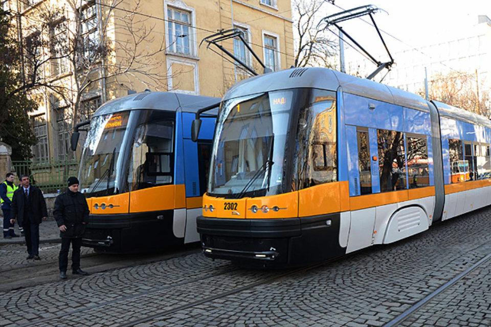 София модернизира трамваите си с пари от ЕС