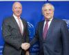Росен Желязков и Антонио Таяни обсъдиха предстоящите стъпки по Пакета за мобилност I