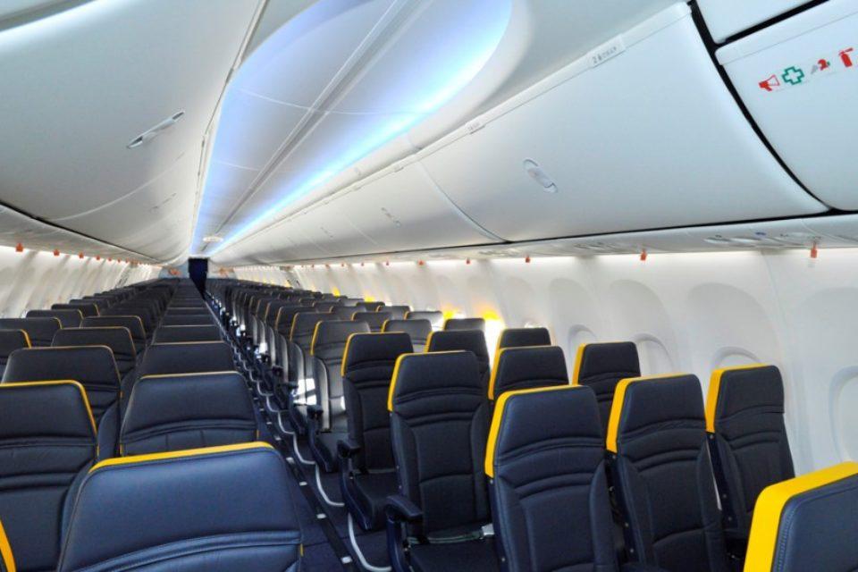 Ryanair със сертификат за Великобритания