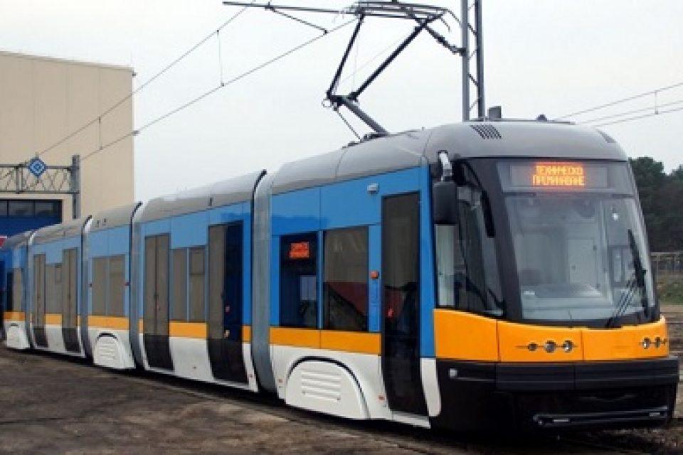 13 нови трамвая пристигат в София до края на октомври
