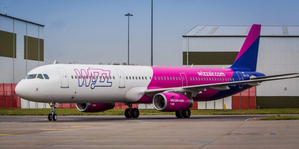 Самолетите на Wizz Air спират да летят над Ирак и Иран